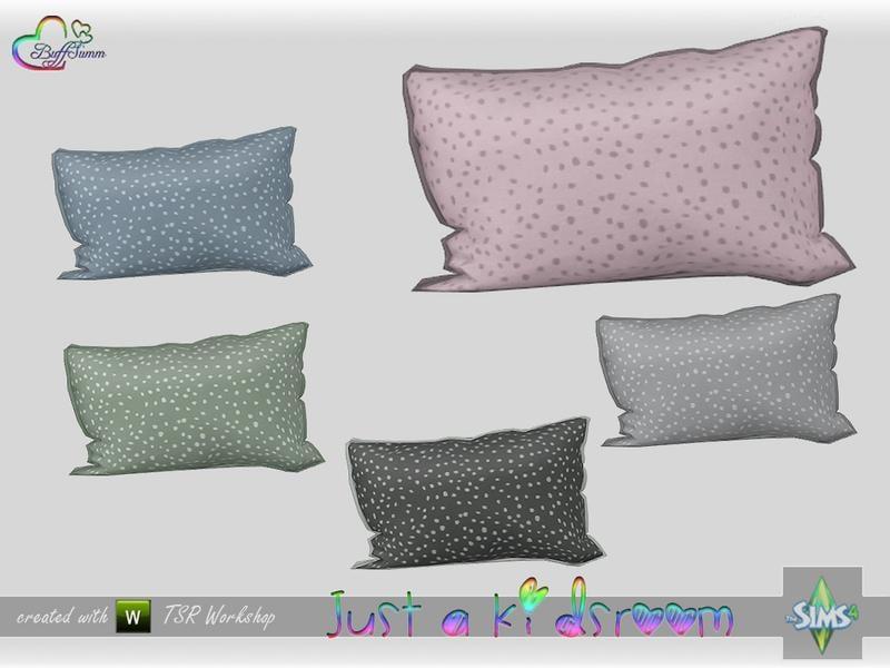 Just A Kidsroom PillowSingle