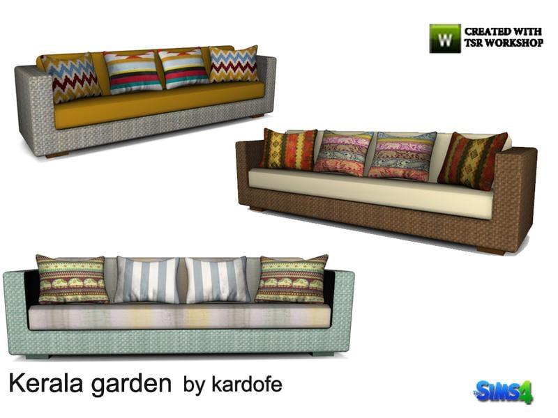 kardofe_Kerala garden_Sofa