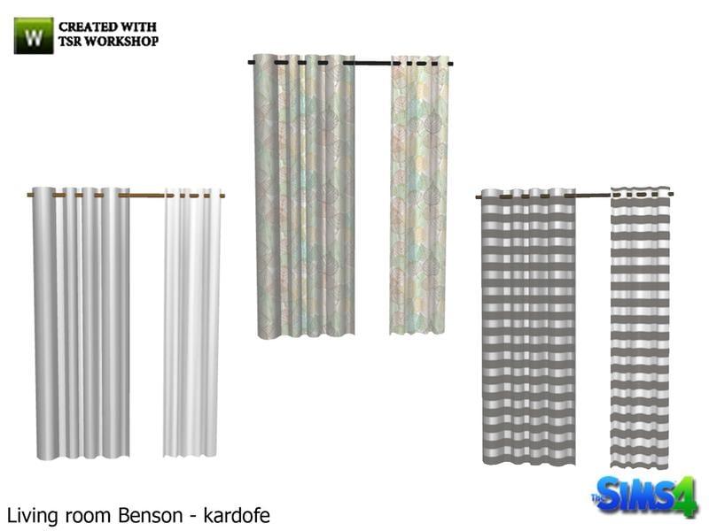 kardofe_Living room Benson_Curtains