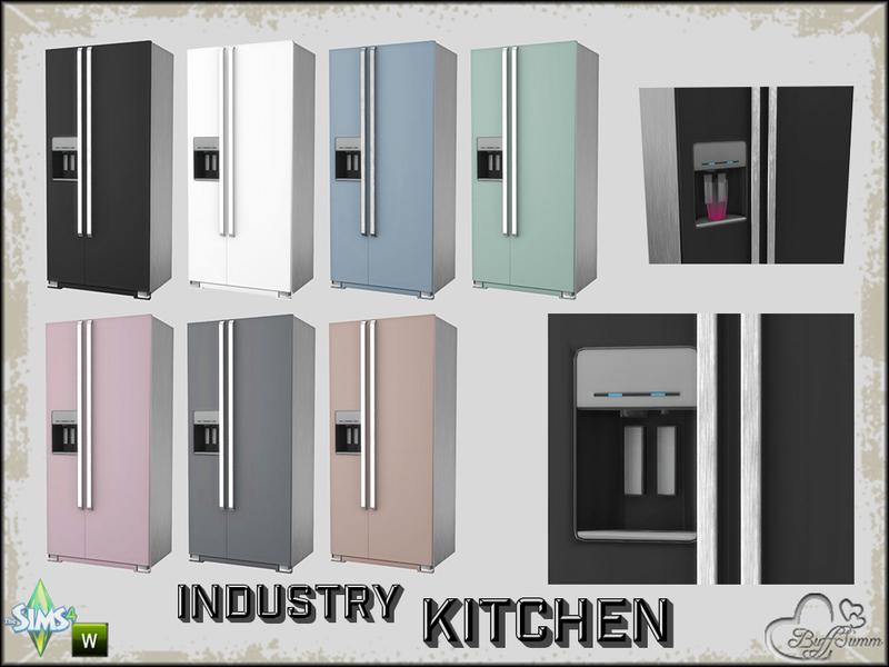 Kitchen Industry Fridge