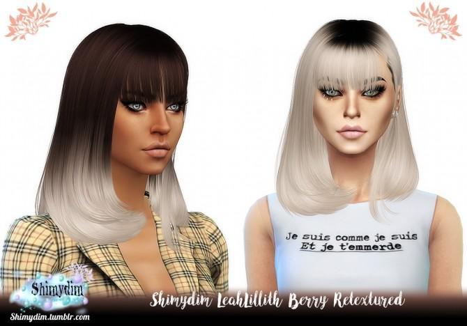 ombre hair mod