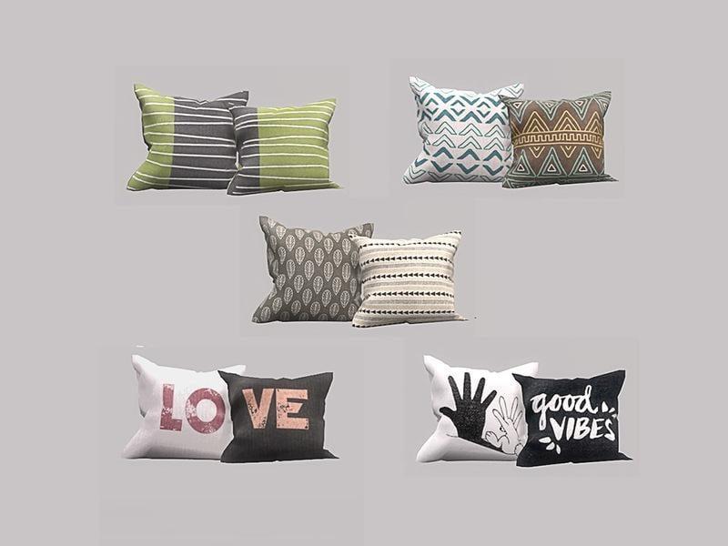 Living Siyele - Pillows V1