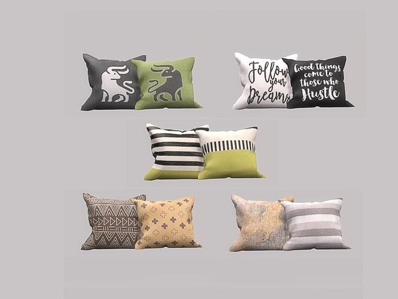 Living Siyele - Pillows V2