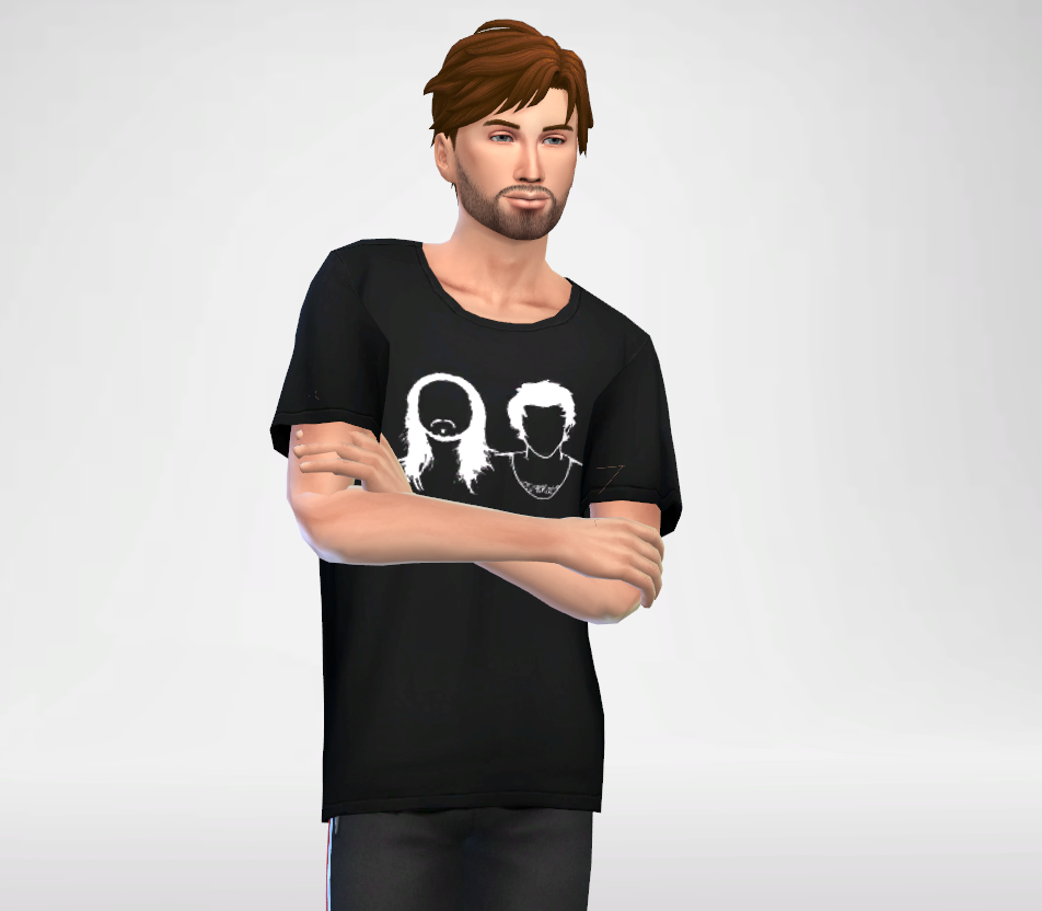 Louis Tomlinson Nineteen Oversized Shirts Set - mesh needed