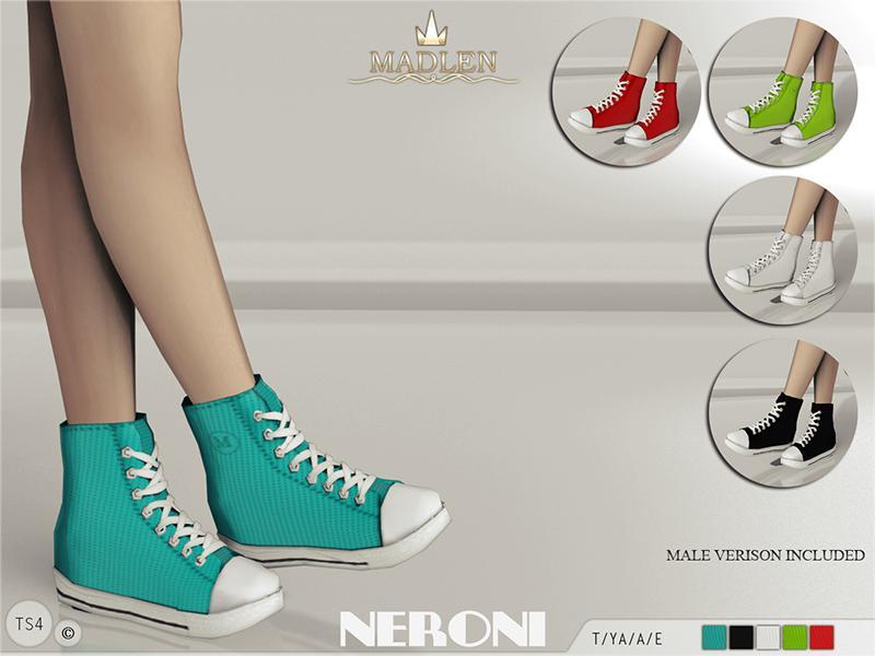 Madlen Neroni Sneakers
