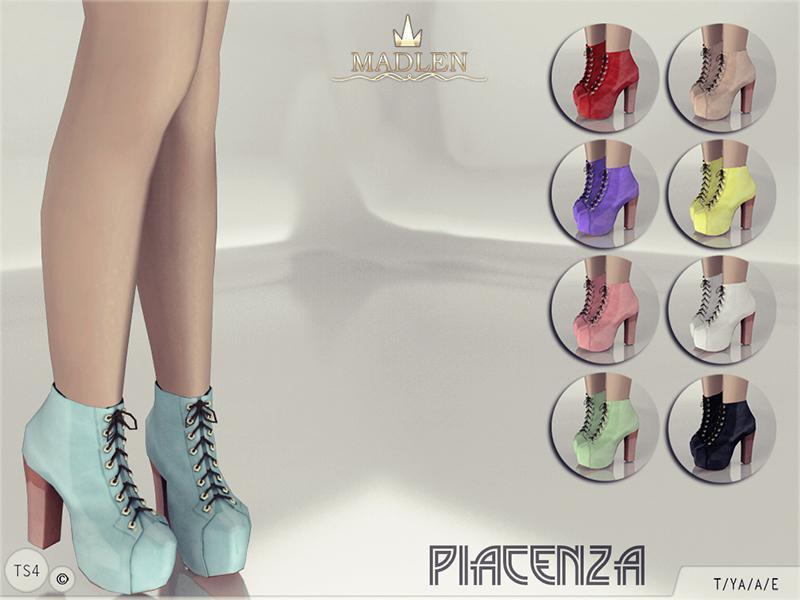 shoes mod