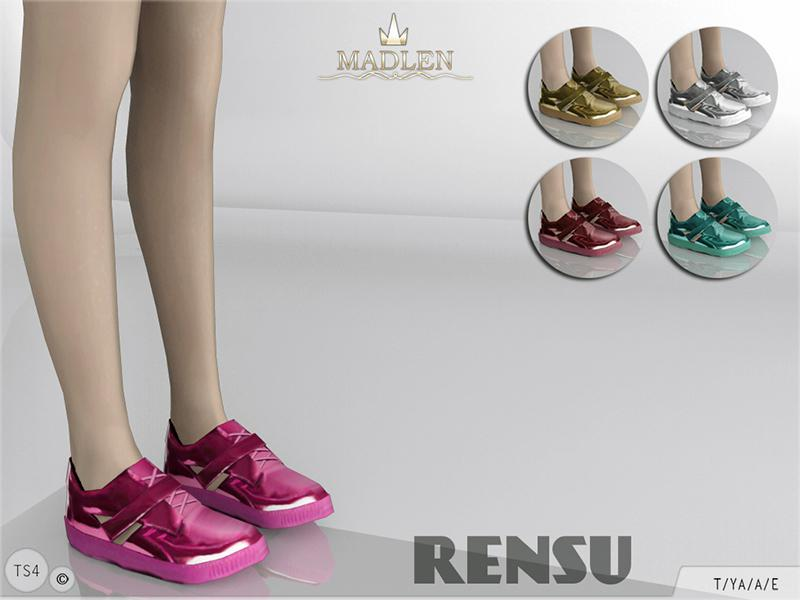 Madlen Rensu Sneakers