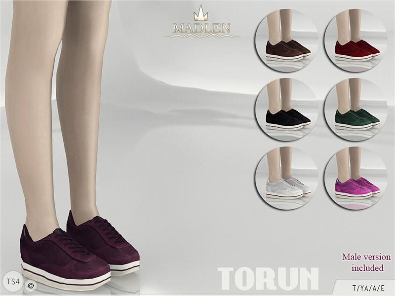 Madlen Torun Sneakers