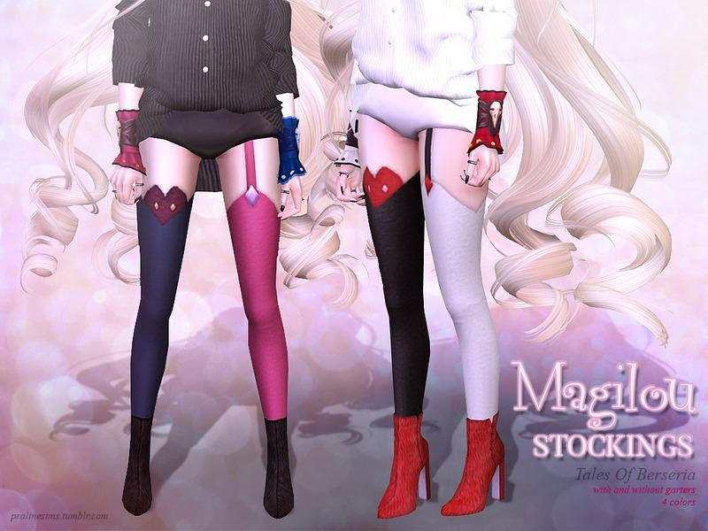 Magilou Stockings