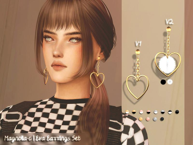earrings set