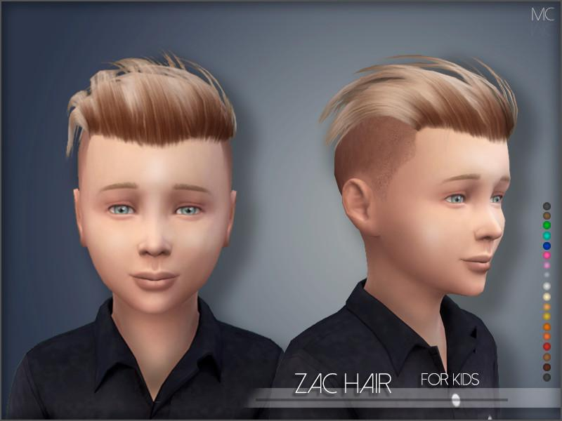 kids hair set
