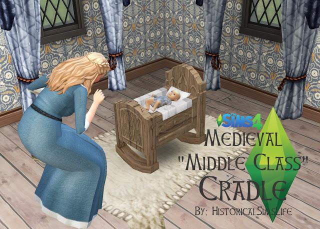 Sims 4 Medieval Mods CC SNOOTYSIMS