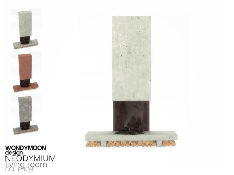 Neodymium Fireplace