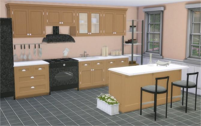 Kitchen Mods Mainpost