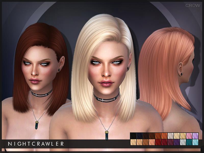 Nightcrawler-Crow