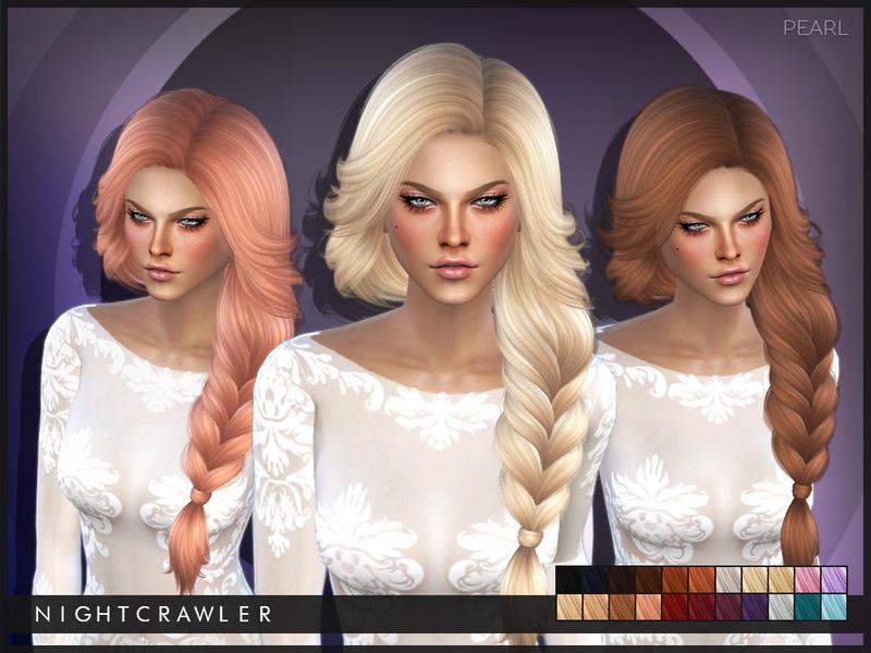 Nightcrawler-Pearl