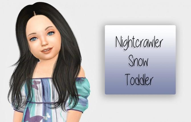 toddler hair set