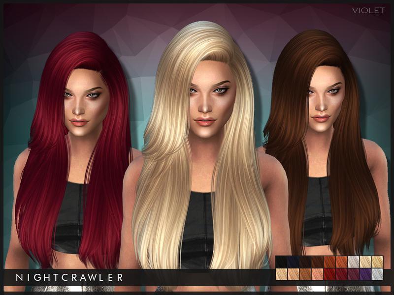 Nightcrawler-Violet
