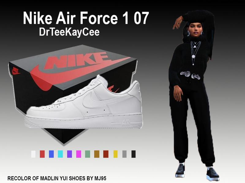 Nike Air Force 1 07 Edition - NEEDS MESH