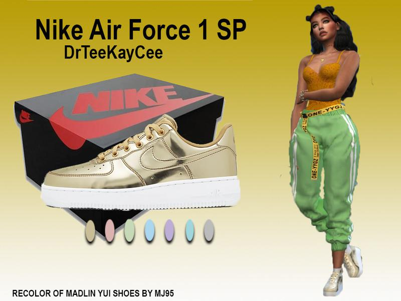 Nike Air Force 1 SP Edition -NEEDS MESH