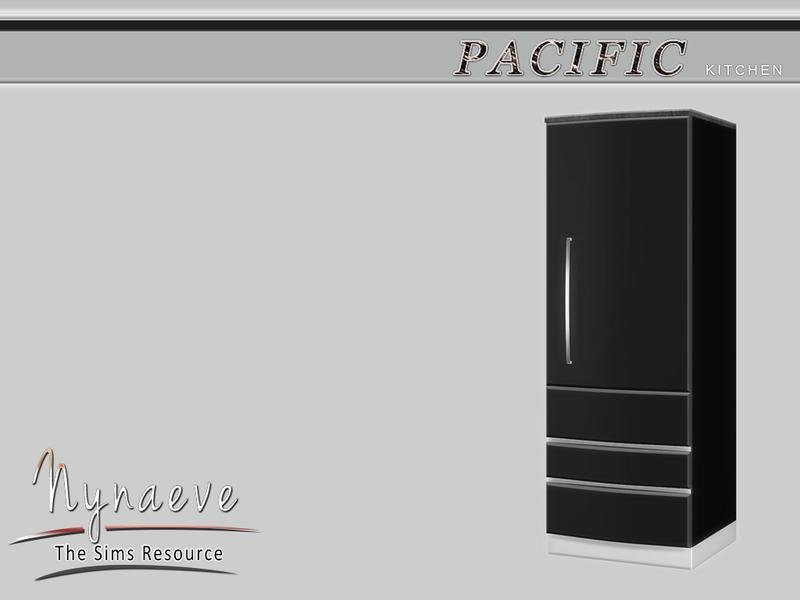 Pacific Heights Fridge