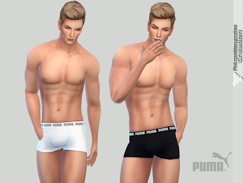 underwear mod