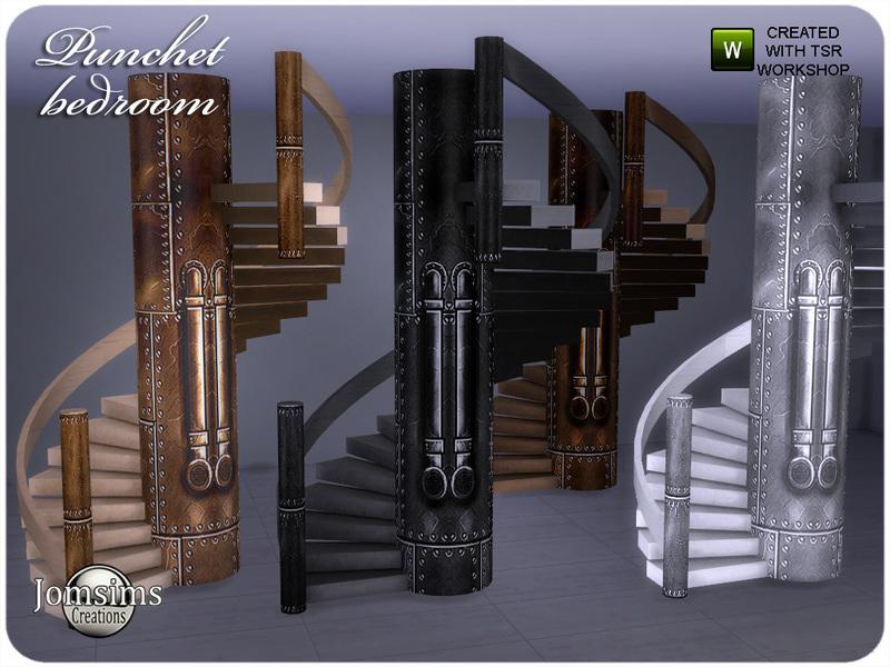punchet misc deco stairs