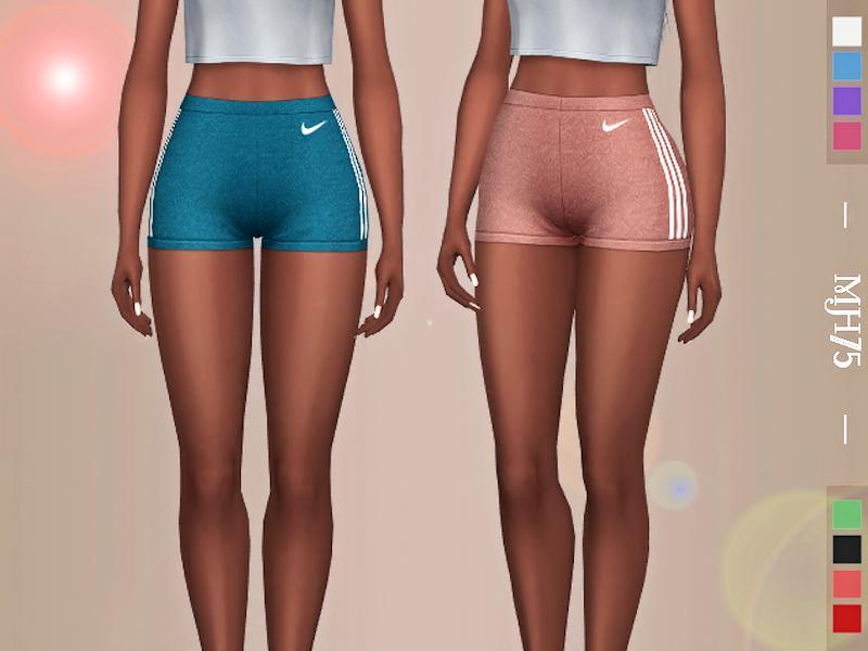 S4 Run Nike Shorts