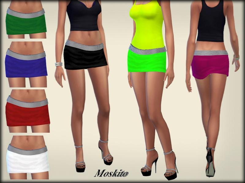 short skirt 021