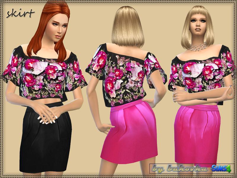 Short Skirt Marchesa