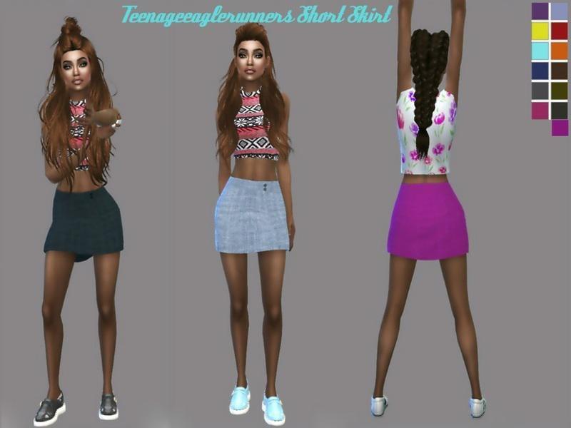 Short Skirt One - Get Together needed