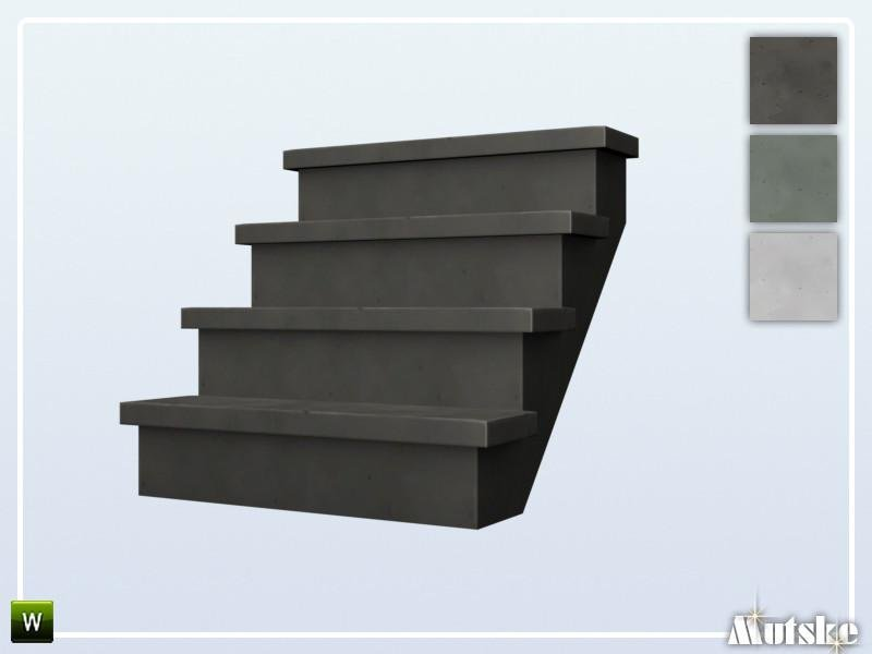 Stairs Add-on Sturdy Stairs 4 steps