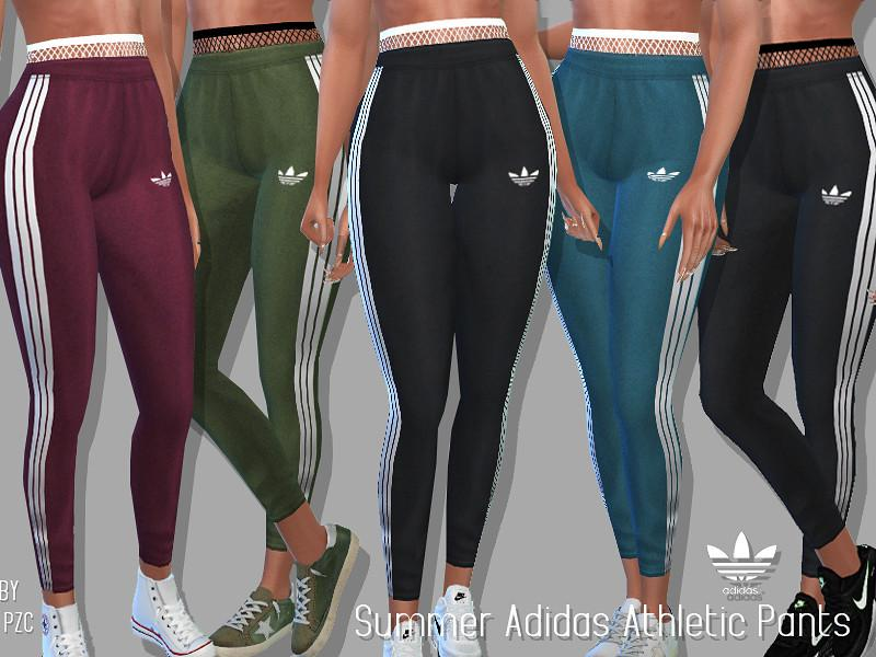 Summer Adidas Athletic Pants