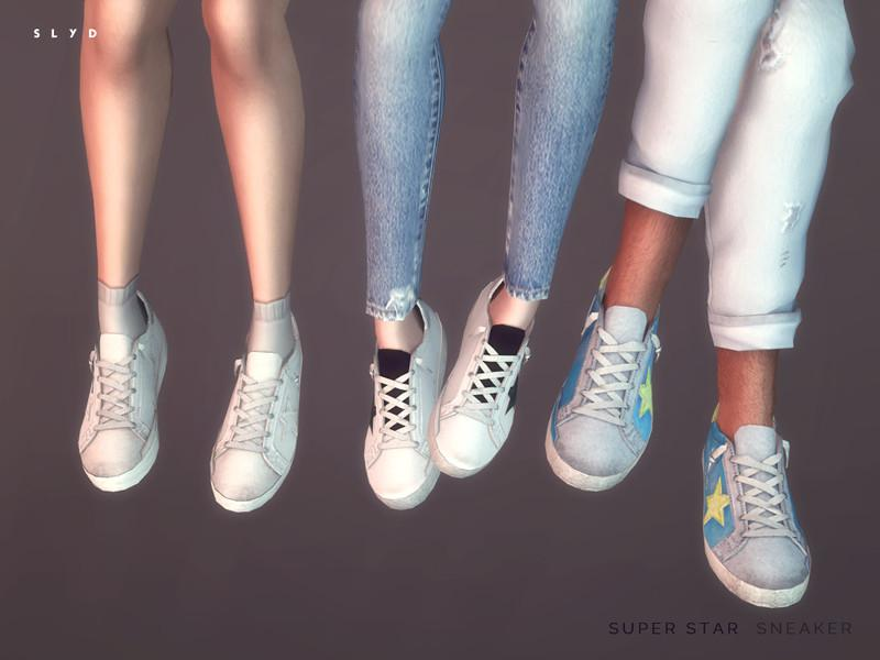 Super Star Sneakers
