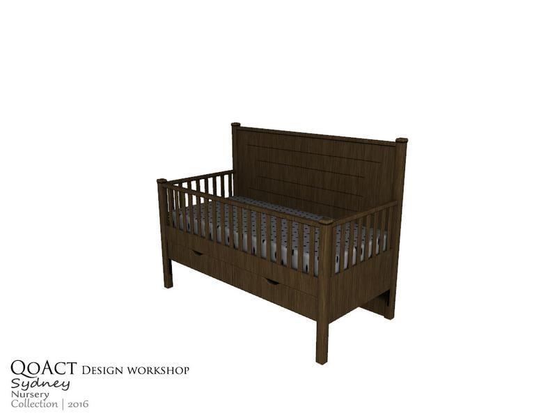 Sydney Baby Crib
