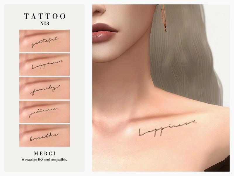 tattoo set
