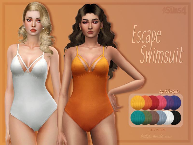 Trillyke - Escape Swimsuit