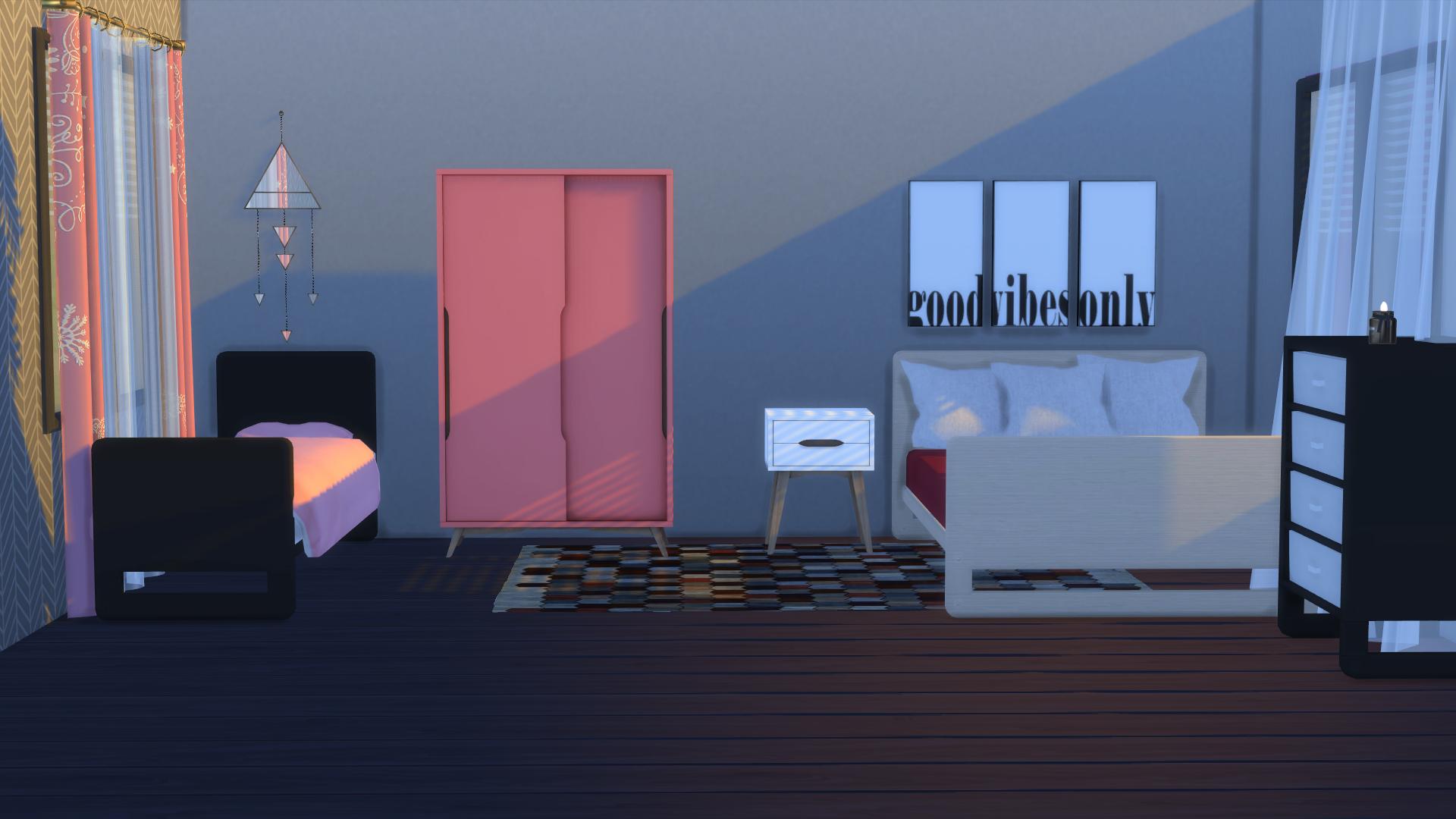 UL Dorm & Contrast Bunk Bed Frames