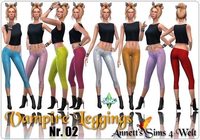 Vampire Leggings Nr. 02