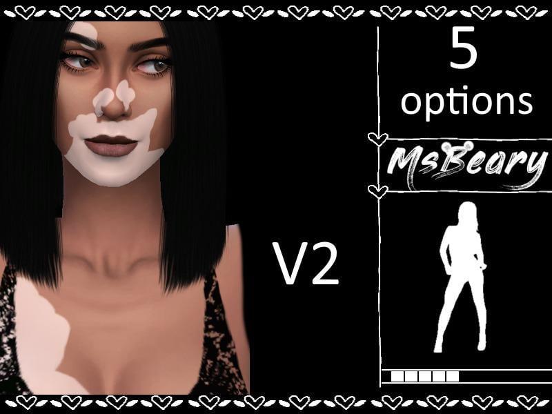 Vitiligo Skin V2