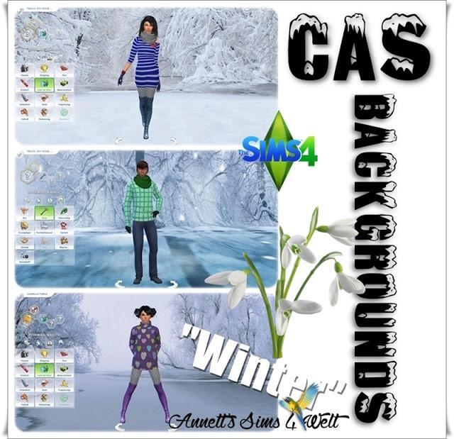 CAS background