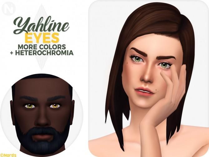 Yahline 2.0 Eyes + Heterochromia