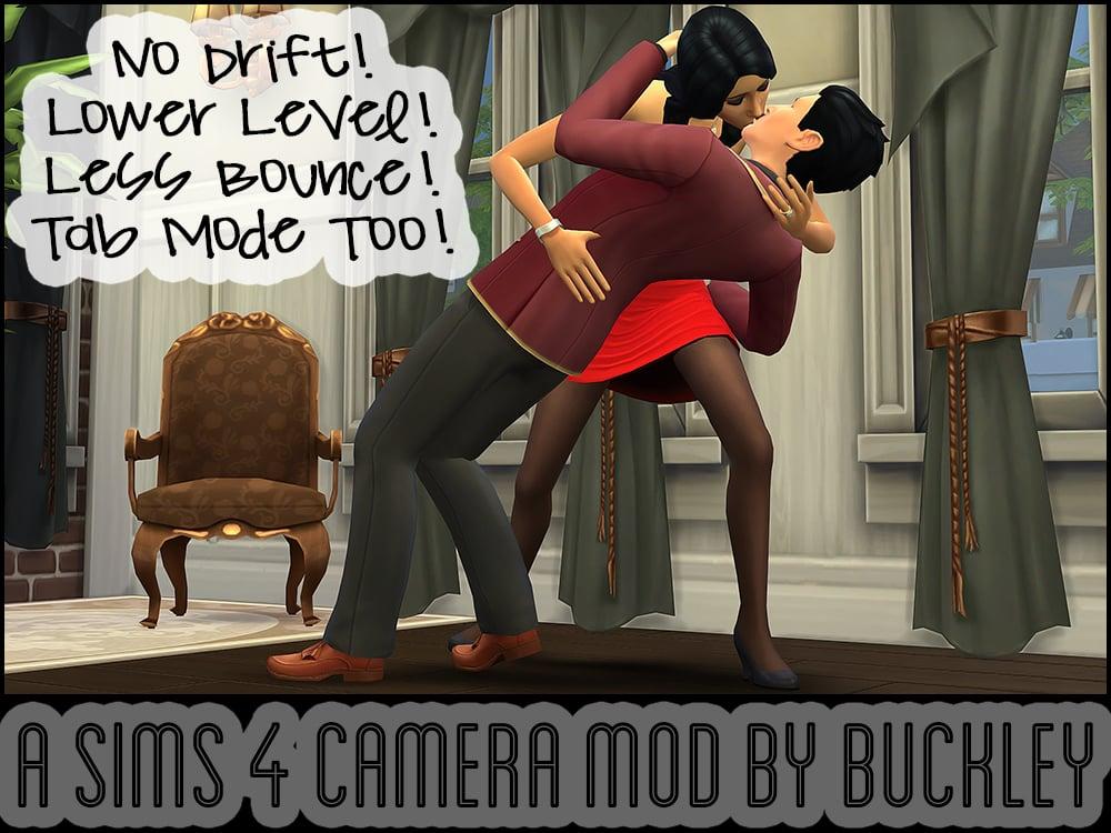 Sims 4 Camera Mod