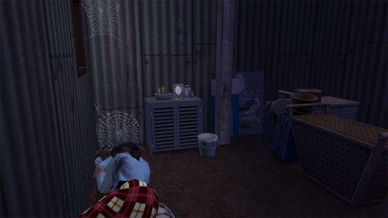 the sims 4 runaway teen challenge screenshot