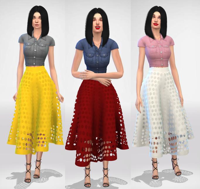 Exotic Skirt