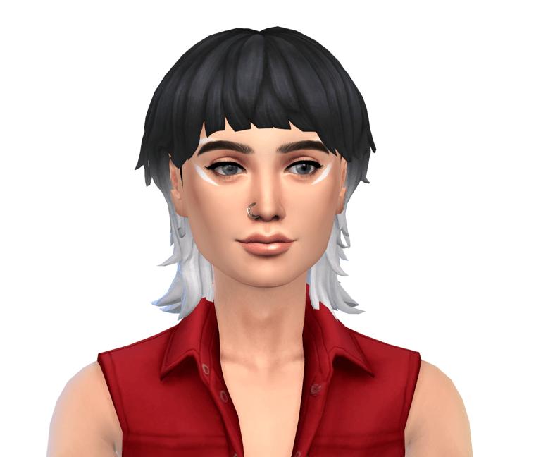 female hair sims 4