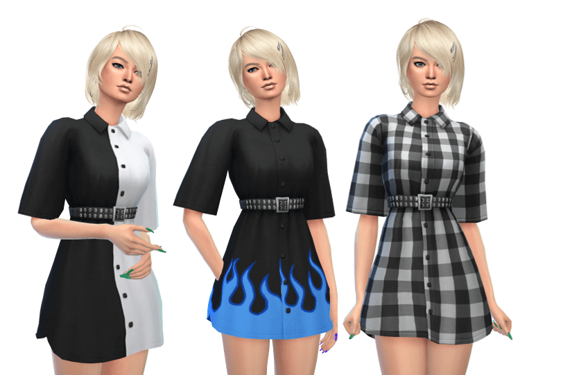 maxis match clothes