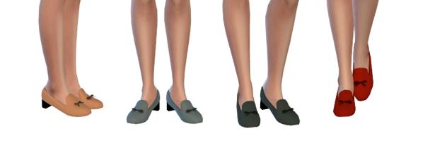 maxis match shoes cc