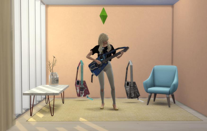 guitar custom content