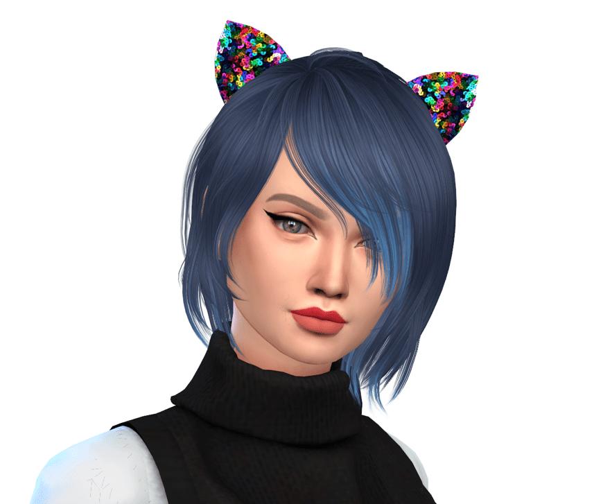 cat ears cc